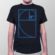 Camiseta Proporção Áurea