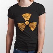 Camiseta Radioativa - Feminino
