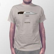 Camiseta Rambo vs. McGyver