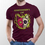 Camiseta Schrödinger's Cat