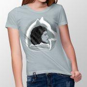 Camiseta Wolf in the North - Feminino