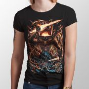 Camiseta You Shall Not Pass - Feminino