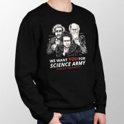 Moletom Science Army - Unissex