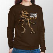 Moletom Tyrannosaurus Rex - Unissex