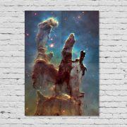 Pôster Pilares da Criação