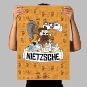 Pôster Protegido por Nietzsche