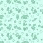Calça de Algodão Total Yoshi