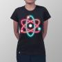 Camiseta Átomo