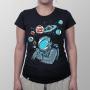 Camiseta Bolhas de Sabão
