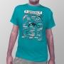 Camiseta Cetacea
