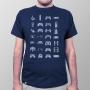 Camiseta Controles