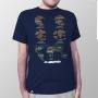 Camiseta Deriva Continental