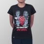 Camiseta Faça Ciência Como Uma Garota