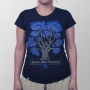 Camiseta Baby Look Árvore Indo-Europeia