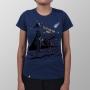 Camiseta Baby Look Astrobiologia