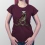 Camiseta Baby Look Carnívoros
