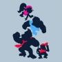 Camiseta Baby Look Kongs