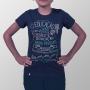 Camiseta Baby Look Paulo Freire