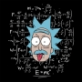 Camiseta Baby Look Rick Einstein