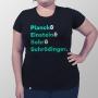 Camiseta Físicos Quânticos