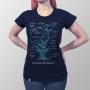 Camiseta Genealogia das Baleias