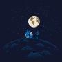 Camiseta Colônia Lunar