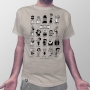 Camiseta Filósofos