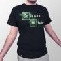Camiseta Science Bitch