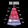Camiseta Timeline Big Bang