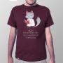 Camiseta Vergonia da Purrfission