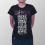 Camiseta Método Científico