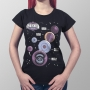 Camiseta Modelos Atômicos