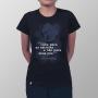 Camiseta Olhe Para as Estrelas