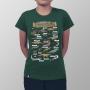 Camiseta Pseudosuchia