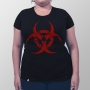 Camiseta Risco Biológico