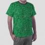 Camiseta Total Dinossauros
