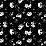 Camiseta Total Gato Cães e Gatos Preto