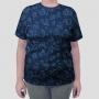 Camiseta Total Sistema Solar Minimalista