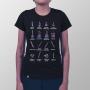 Camiseta Vidrarias