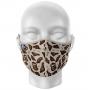 Máscara Total Fósseis Ilustrados