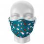 Máscara Total Gatinhos Mascarados