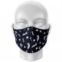 Máscara Total Gatonautinha