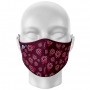 Máscara Total Mulheres na Ciência Vinho