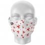 Máscara Total Risco Biológico Branca