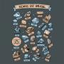 Moletom Gemas do Brasil