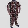 Pijama Camiseta Luci Calça Estampada