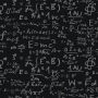 Pijama Manga Longa Fórmulas da Física Calça Estampada