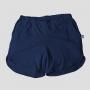 Shorts de Algodão Liso