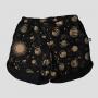 Shorts de Algodão Total Sistema Solar Monocromático