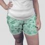 Shorts de Algodão Total Yoshi